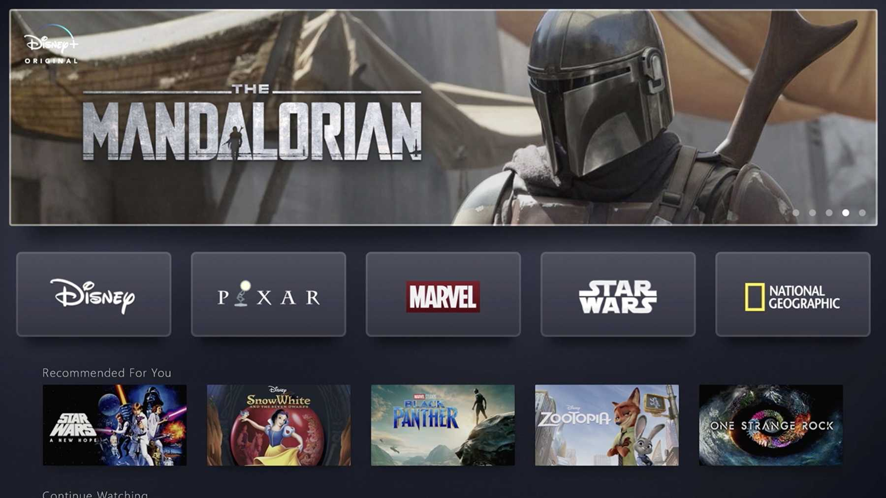 Disney Plus Star Wars Marvel And Simpsons Content Unveiled Movies Empire