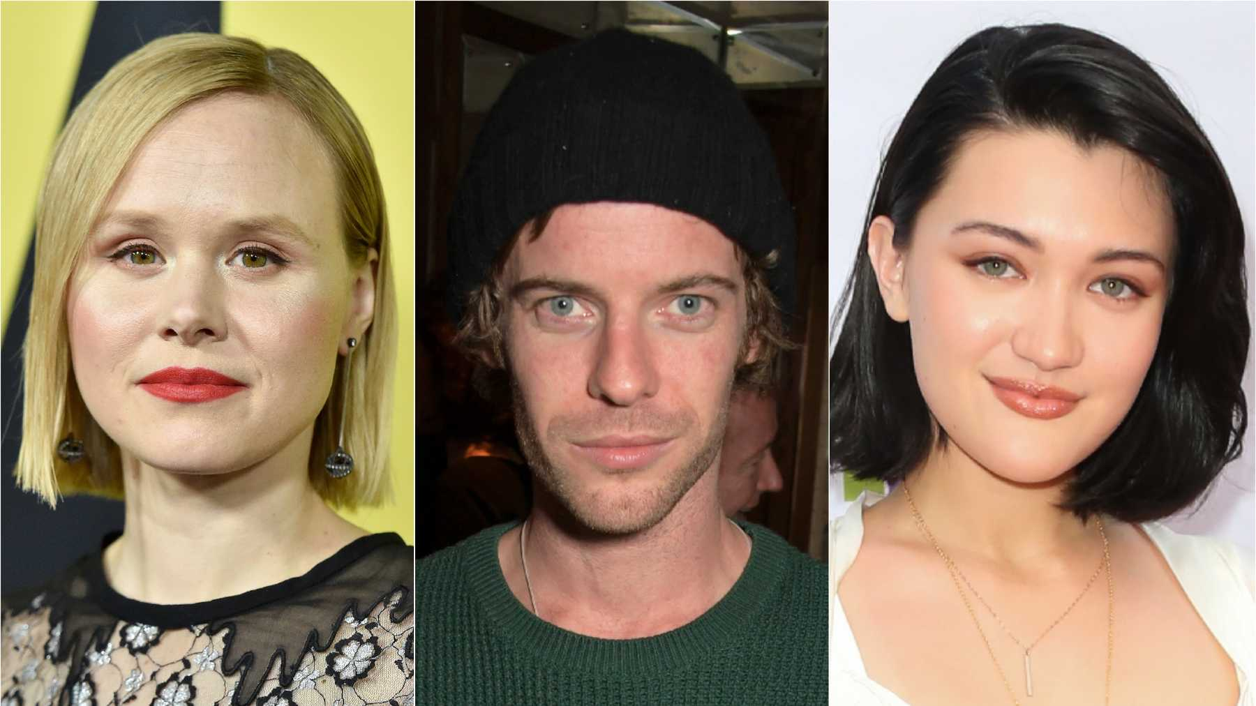 Alison Pill Fotos alison pill, harry treadaway and isa briones join the picard