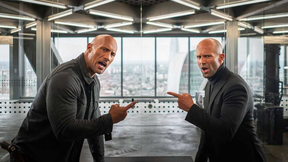 Dwayne Johnson Confirms A Hobbs And Shaw Sequel Is In Development