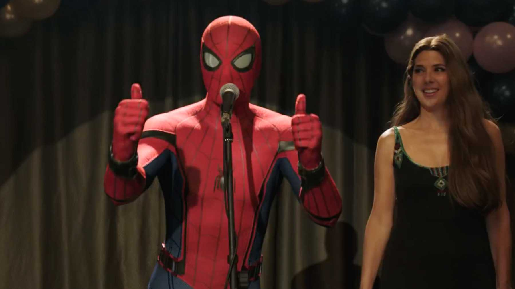 Image result for spider-man far from home""