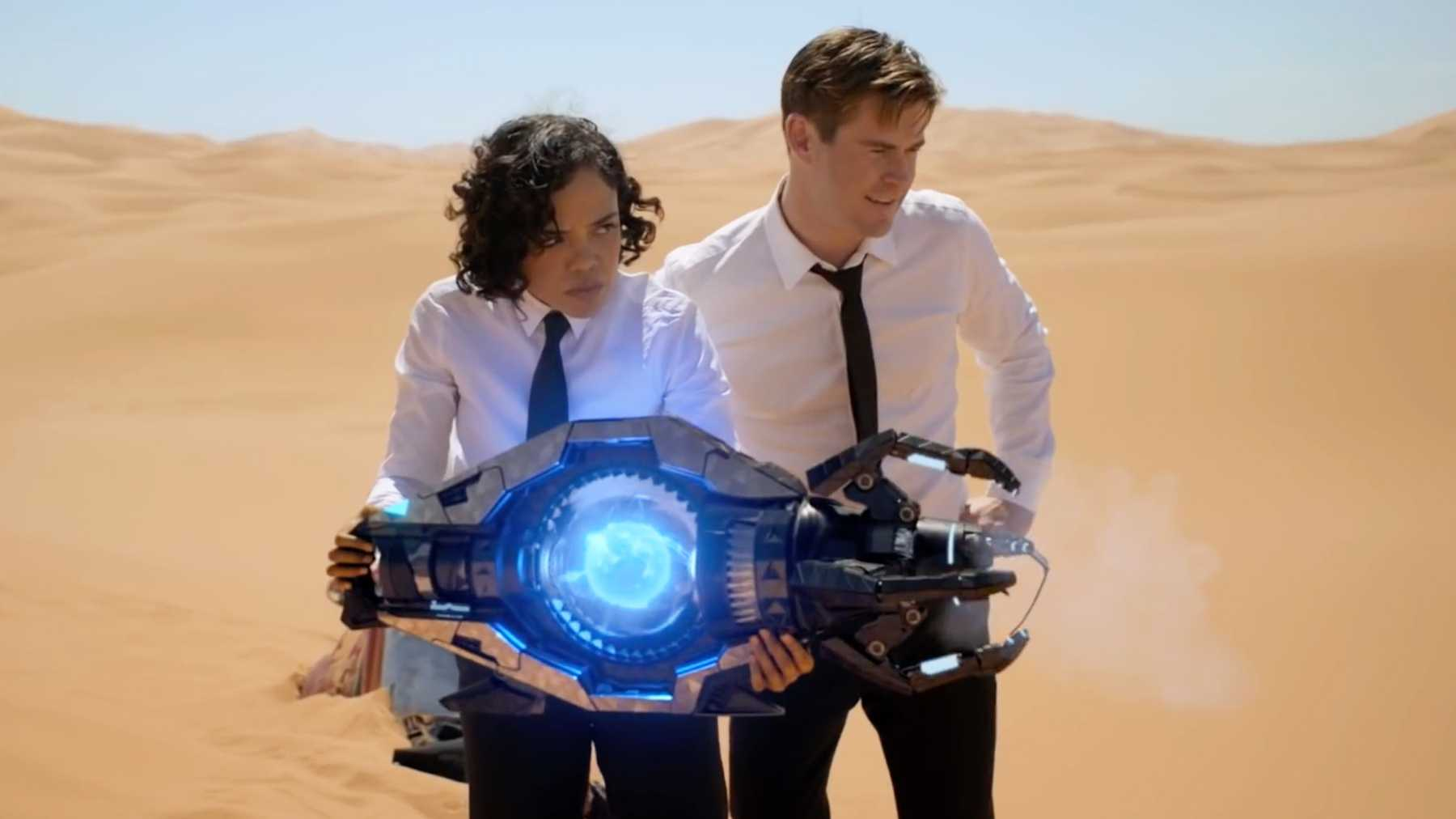 Men In Black International Trailer Unleashes The Most