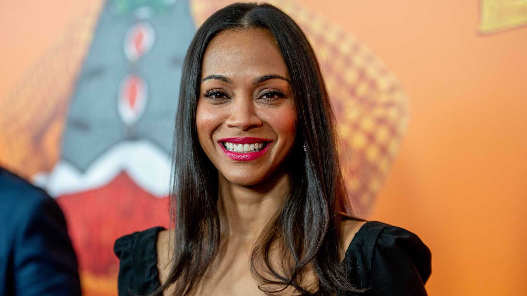 Zoe Saldana On For Isis Drama Sabaya Movies Empire