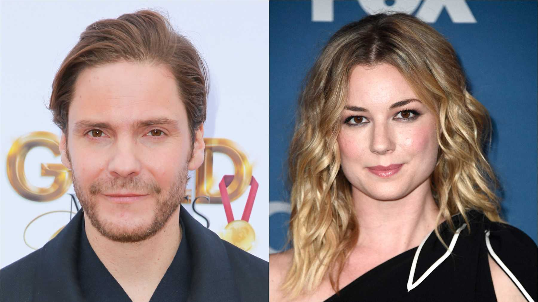 is emily thorne still dating daniel in real life