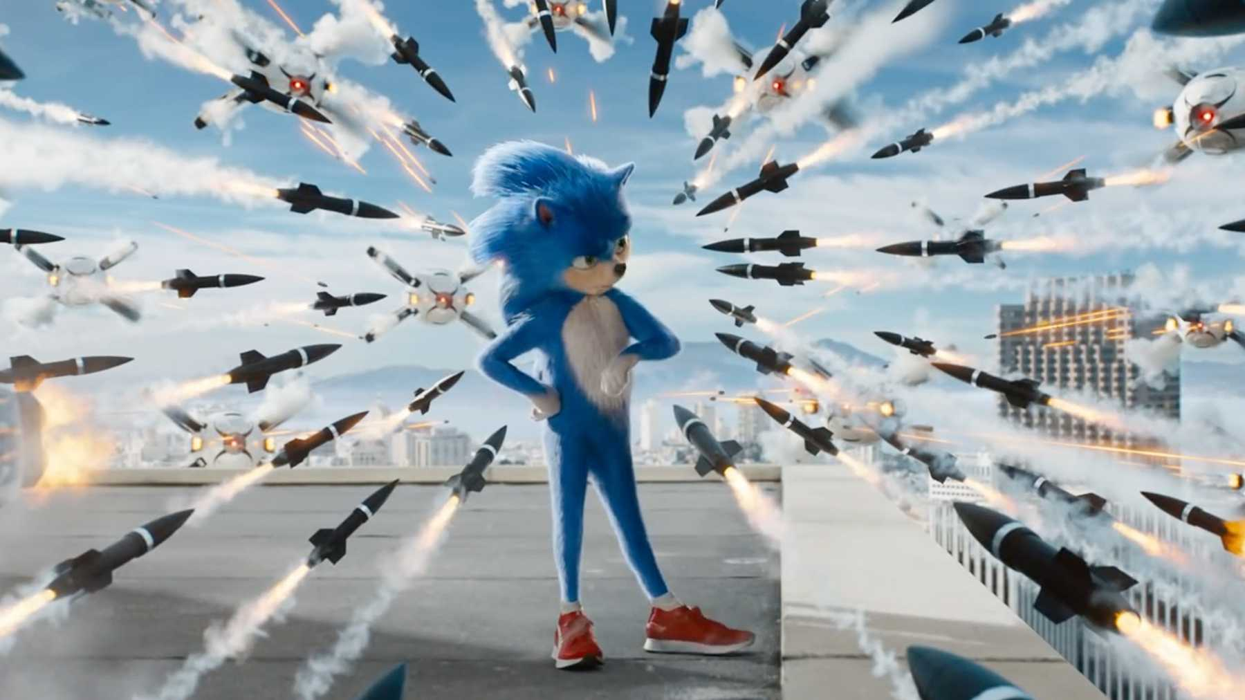 Sonic The Hedgehog Delayed Until 2020 Movies Empire