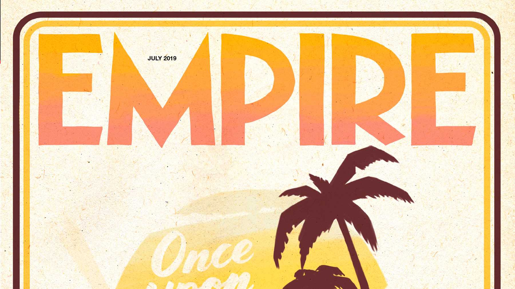 Empire's Once Upon A Time In Hollywood Subscriber Cover