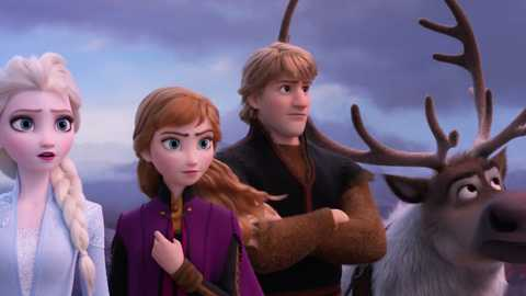 Frozen 2 And Knives Out Score At The US Box Office