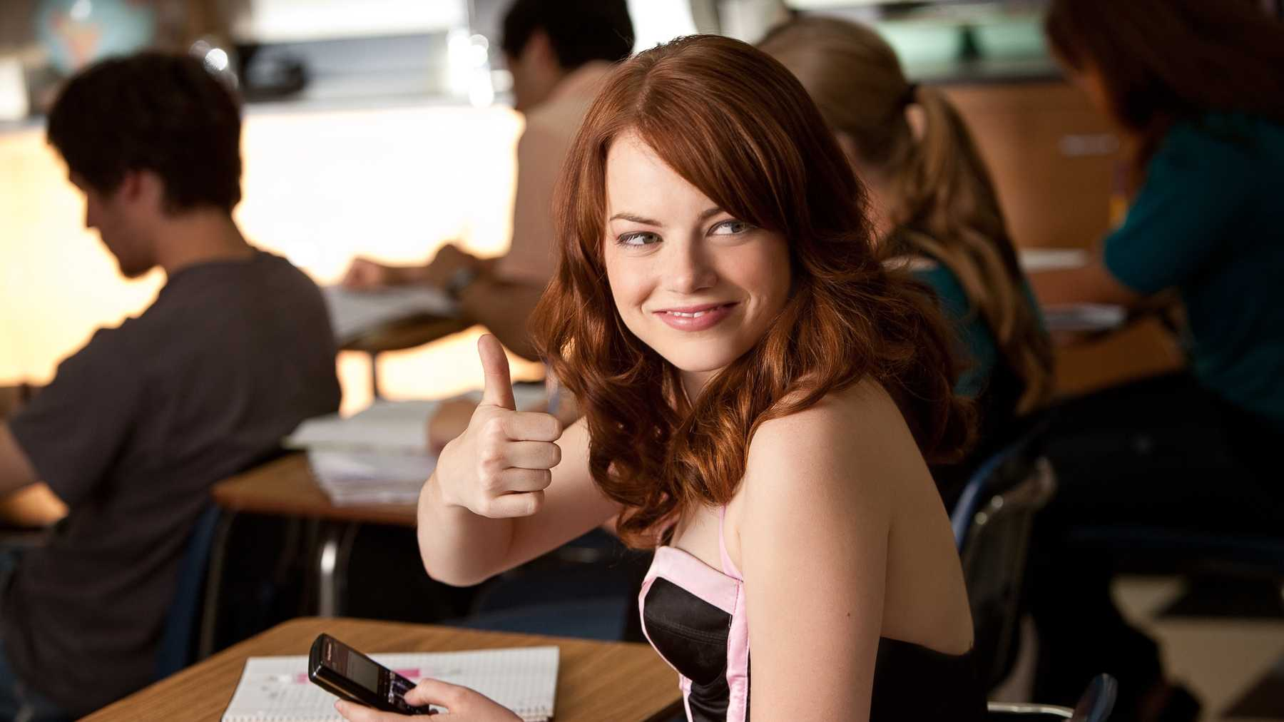 Emma Stone Scarlet Letter.Easy A Spin Off In The Works Movies Empire