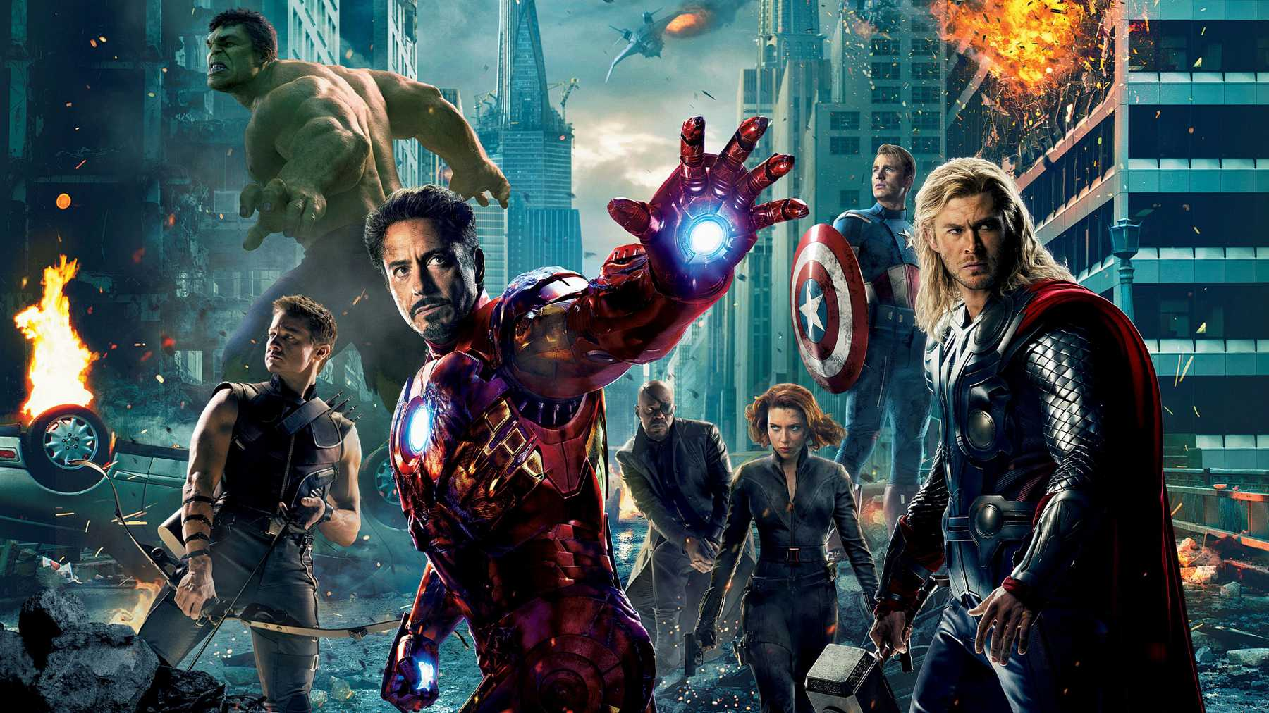 The greatest superhero movies of all time | Movies | Empire