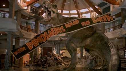 How Jurassic Park Became The Biggest Movie Of All Time