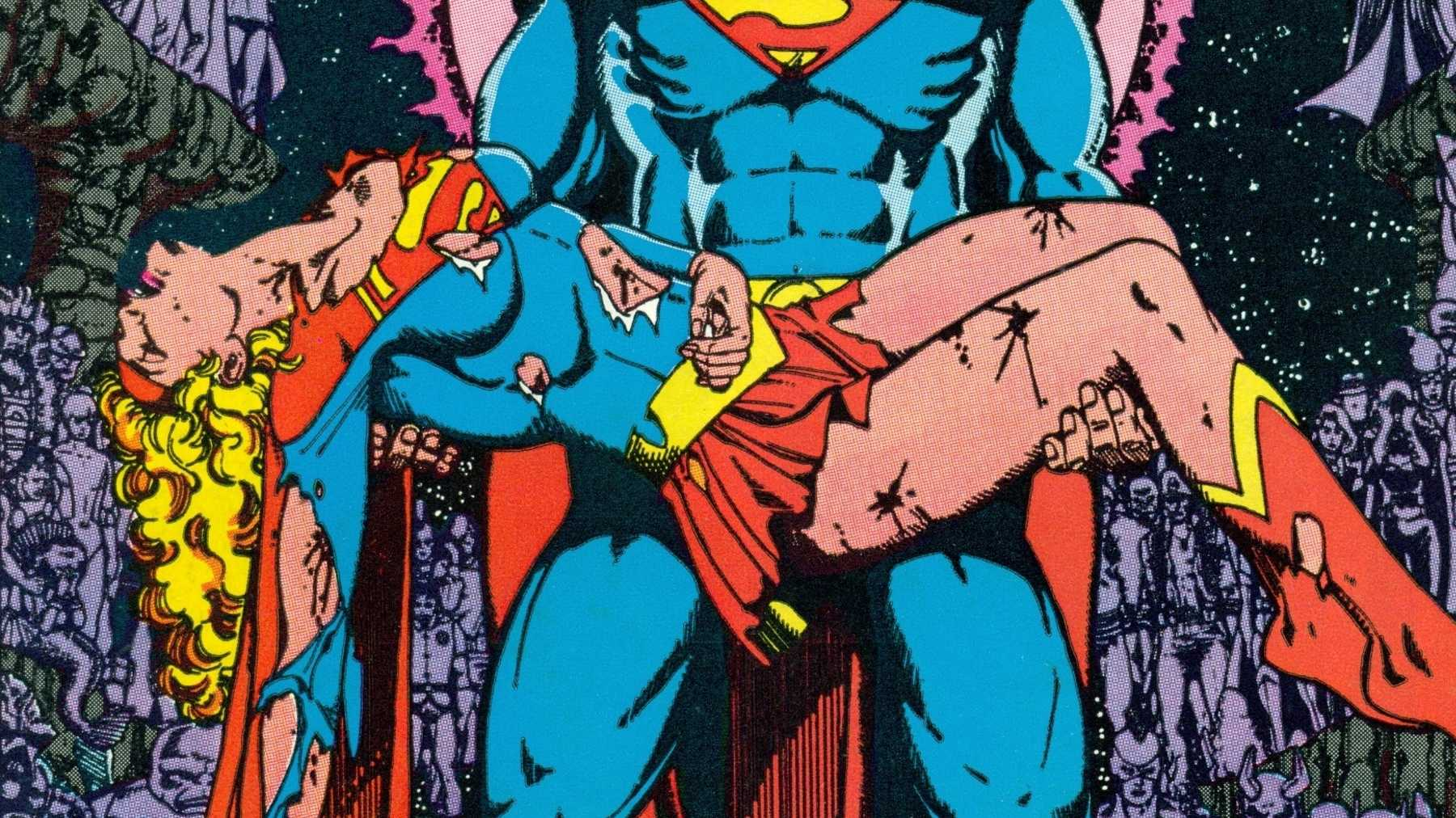 No One Stays Dead In Comics: 16 Superhero Deaths And How