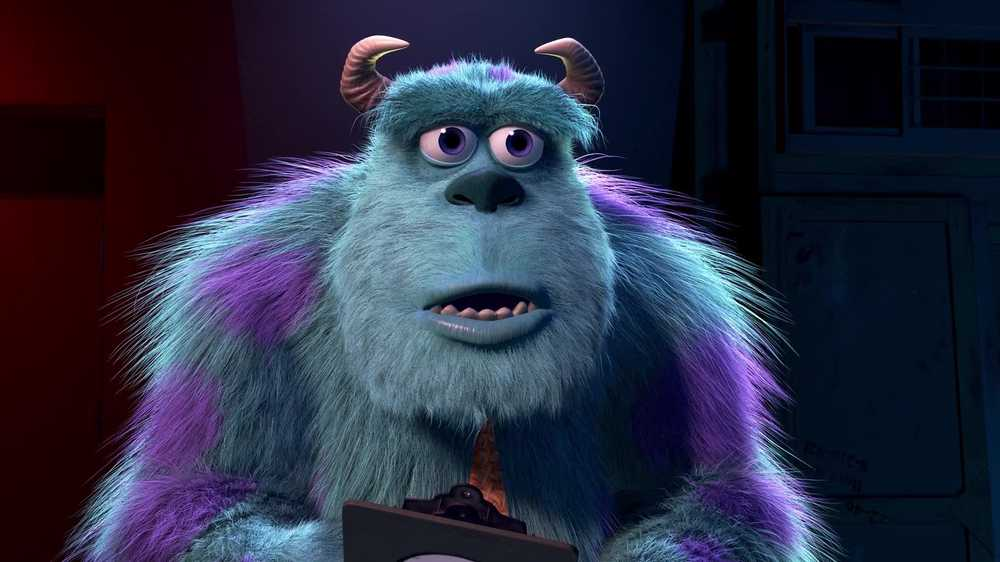 Monsters, Inc.'s Sully