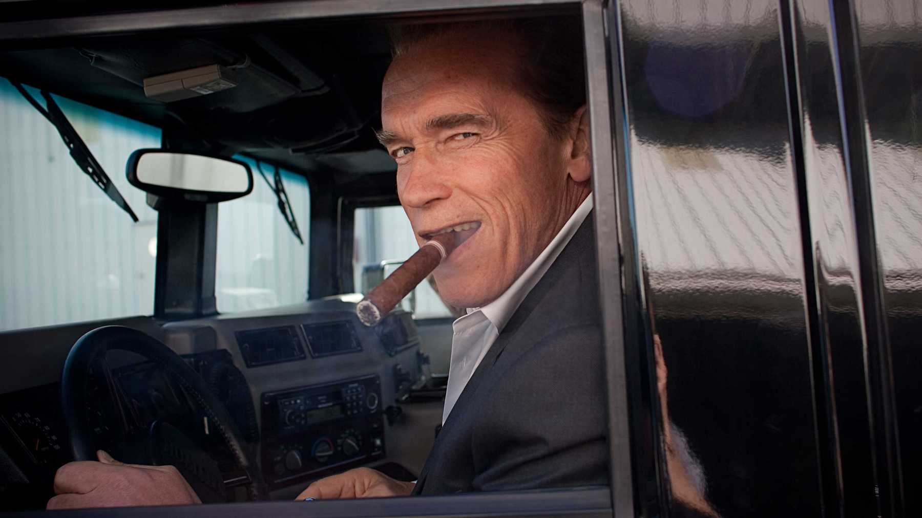He's Back! Arnold Schwarzenegger's Triumphant Return | Movies | Empire
