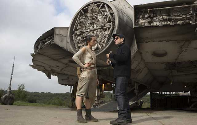 Star Wars 40th Anniversary: 71 Awesome Behind-The-Scenes Photos