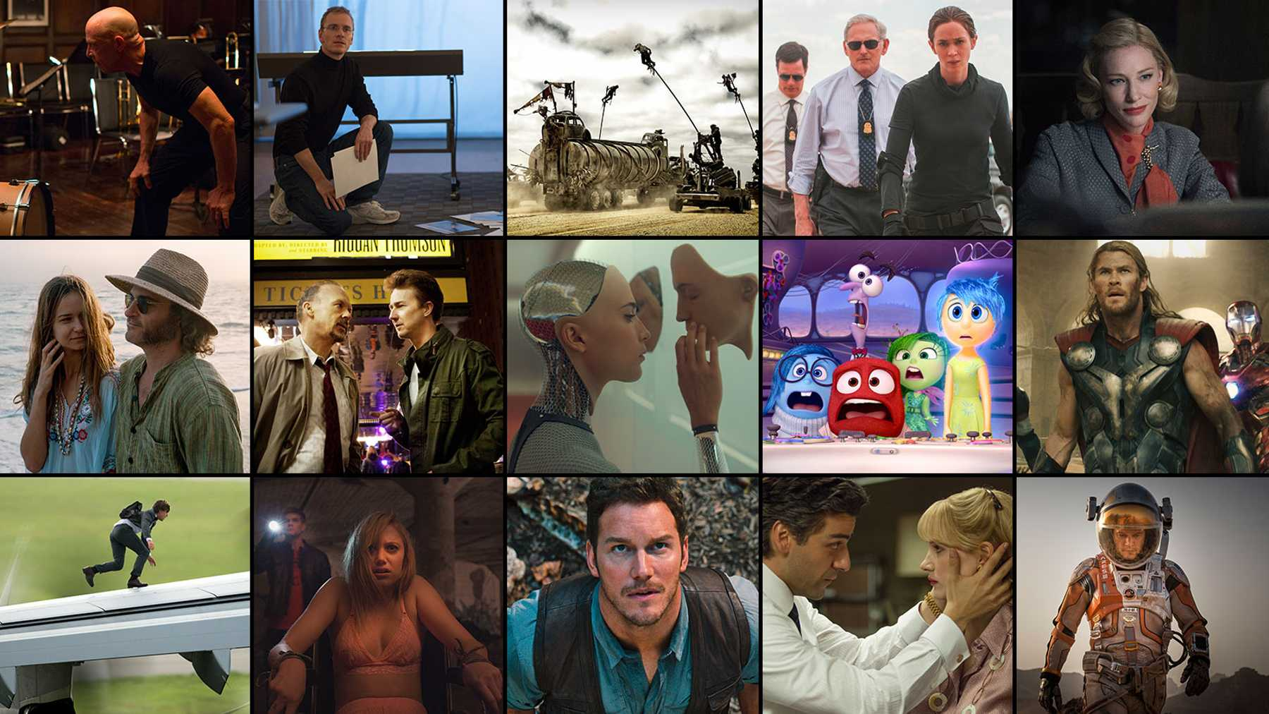 The 21 best films of 2015 | Movies | Empire