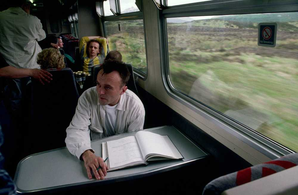 Trainspotting - the complete behind-the-scenes history