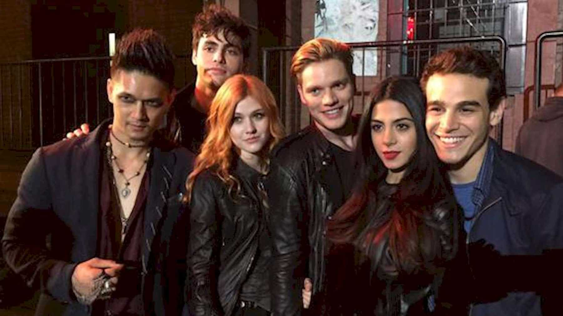 Shadowhunters: the complete history   Movies   Empire