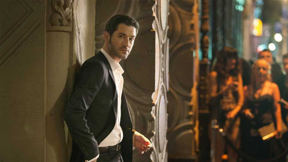 Talking Lucifer with Tom Ellis | Movies | Empire