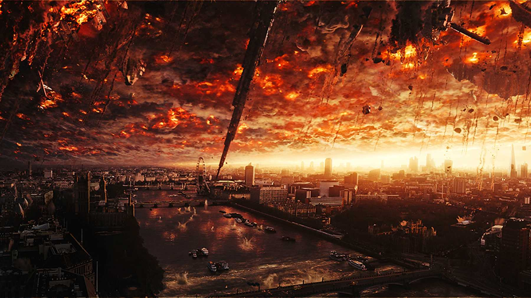 Independence Day: Resurgence - everything you need to know   Movies