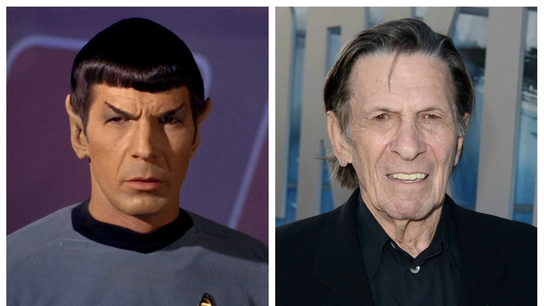 The Cast Of Star Trek: Then And Now | Movies | Empire