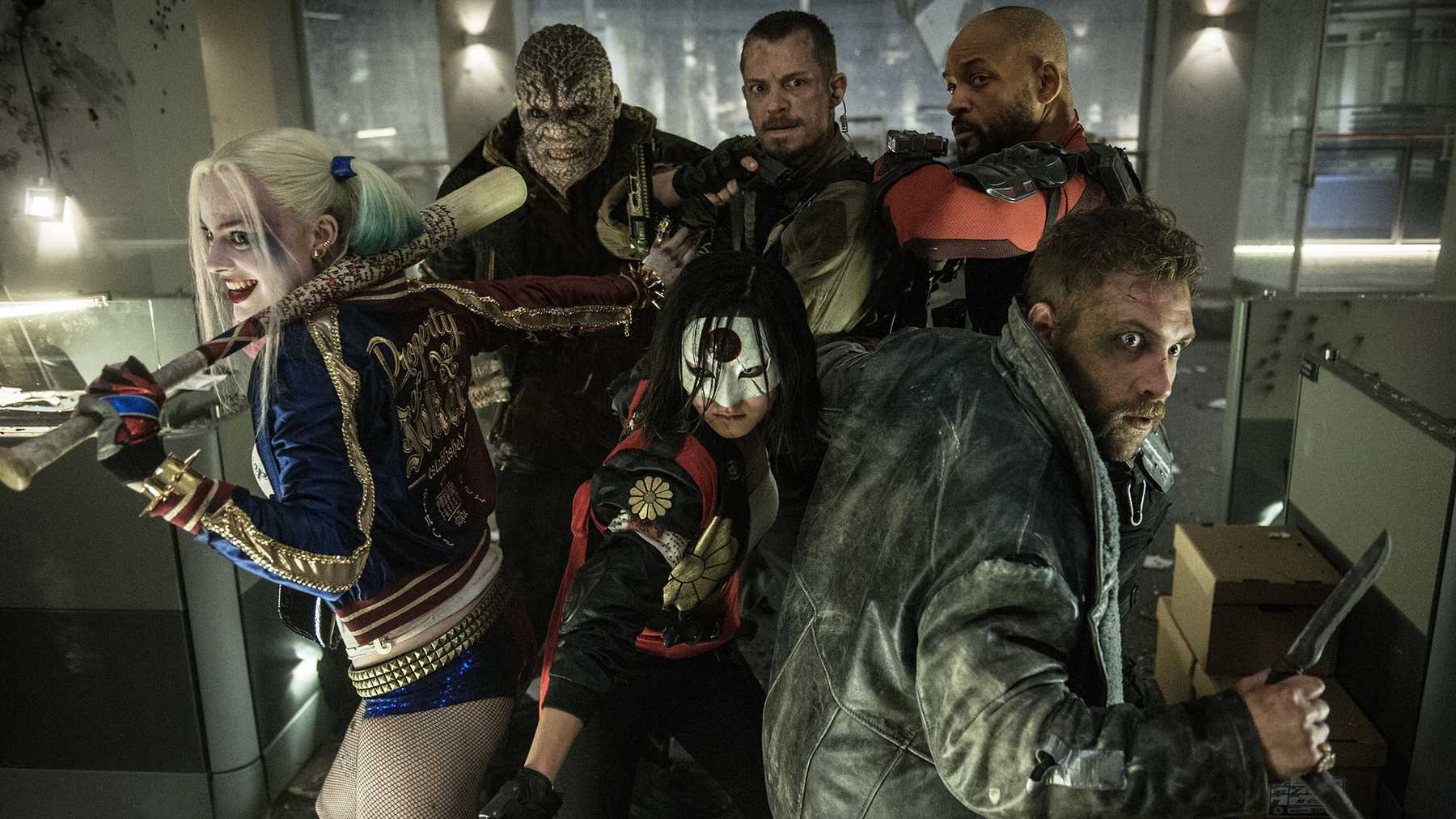 Suicide Squad Costume By Costume Movies Empire