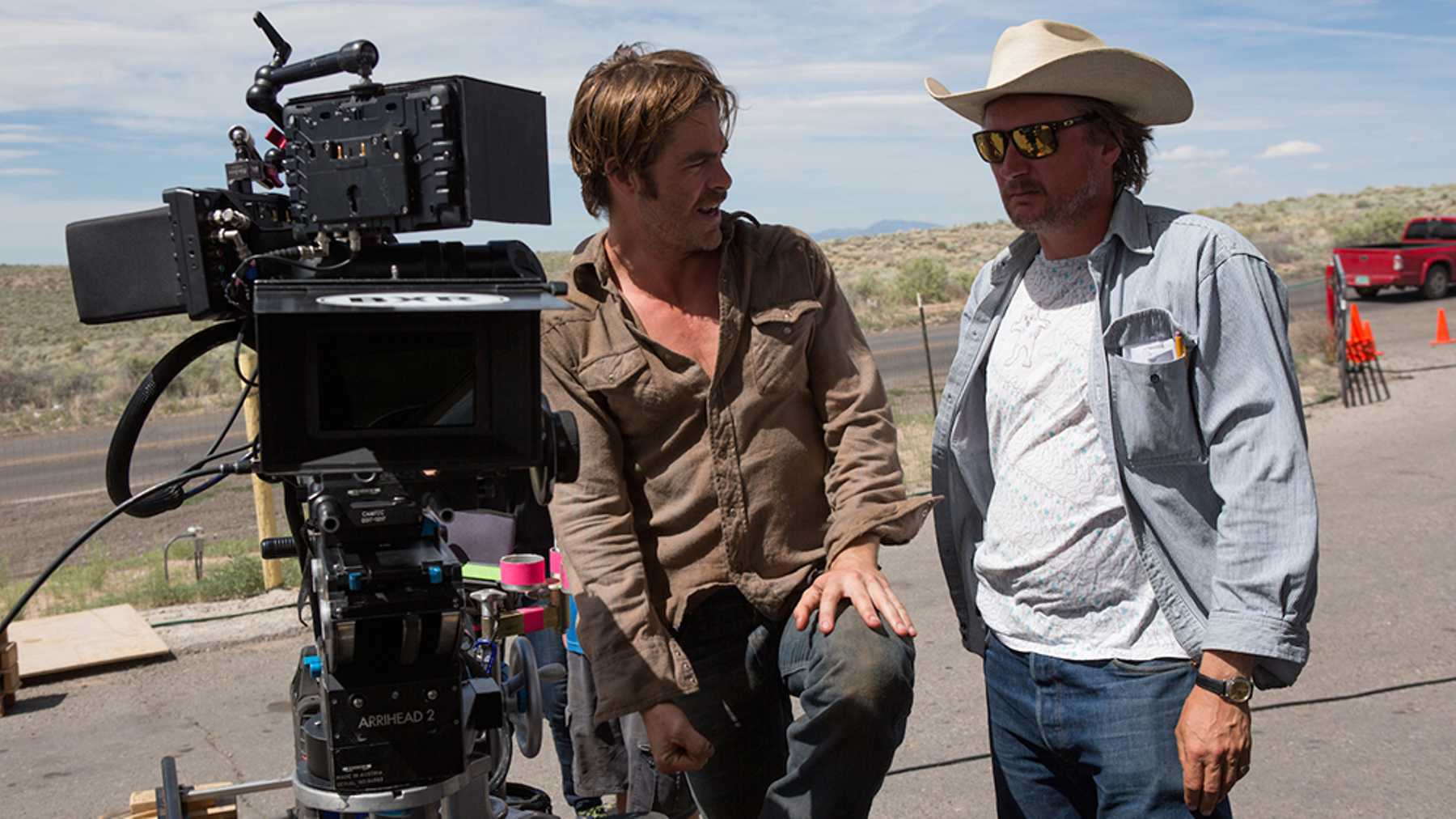 Hell Or High Water David Mackenzie On His Crime Western Movies Empire