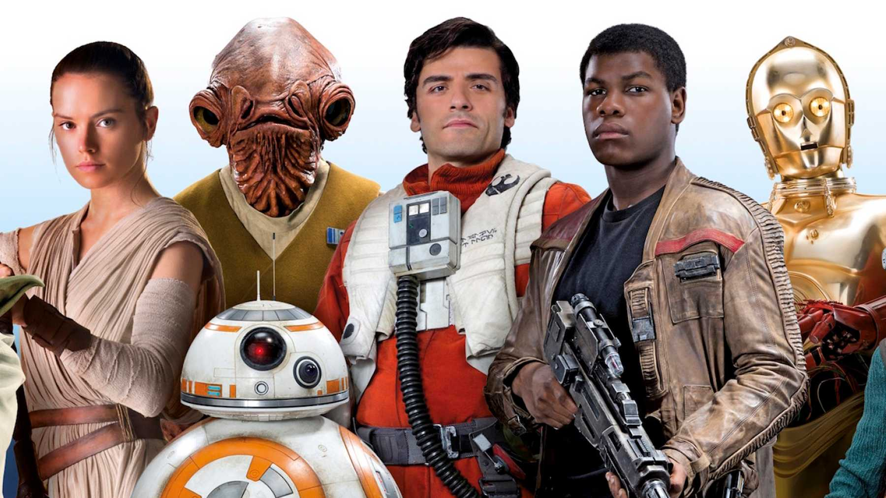 Vote For The Greatest Star Wars Characters   Movies   Empire