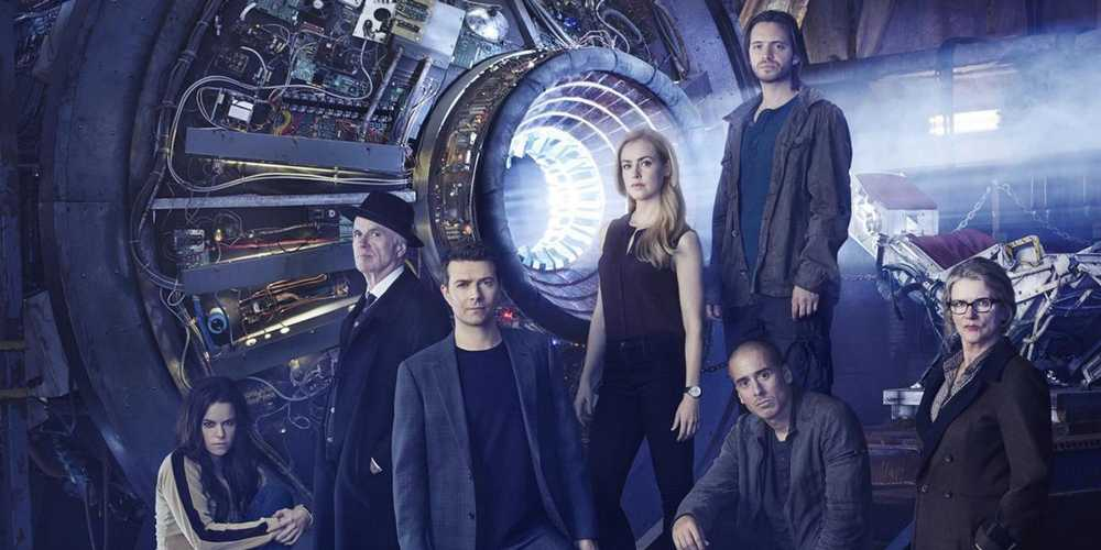 15 Time Travel TV shows: past, present and future | Movies