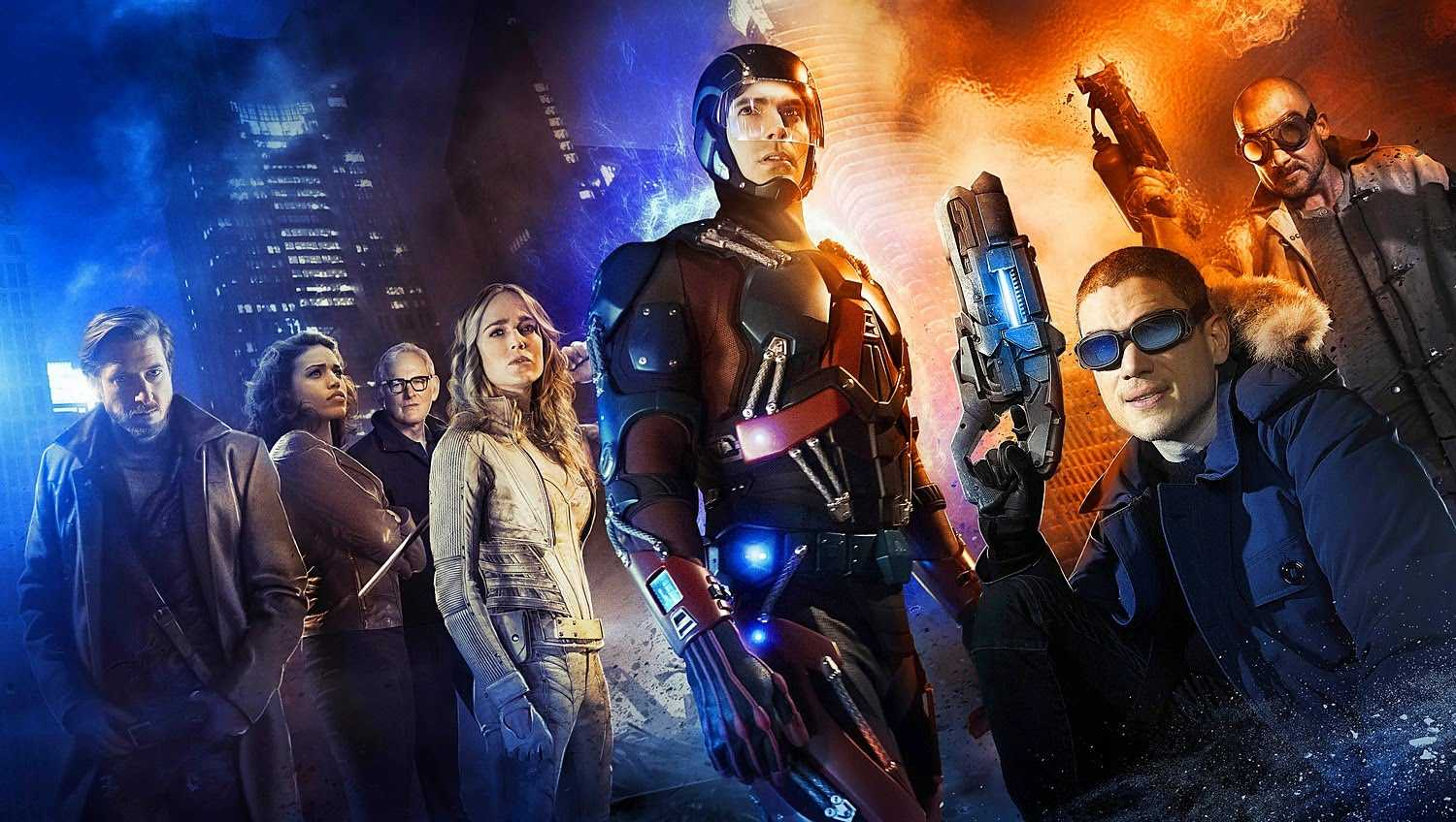 15 Time Travel TV shows: past, present and future | Movies | Empire