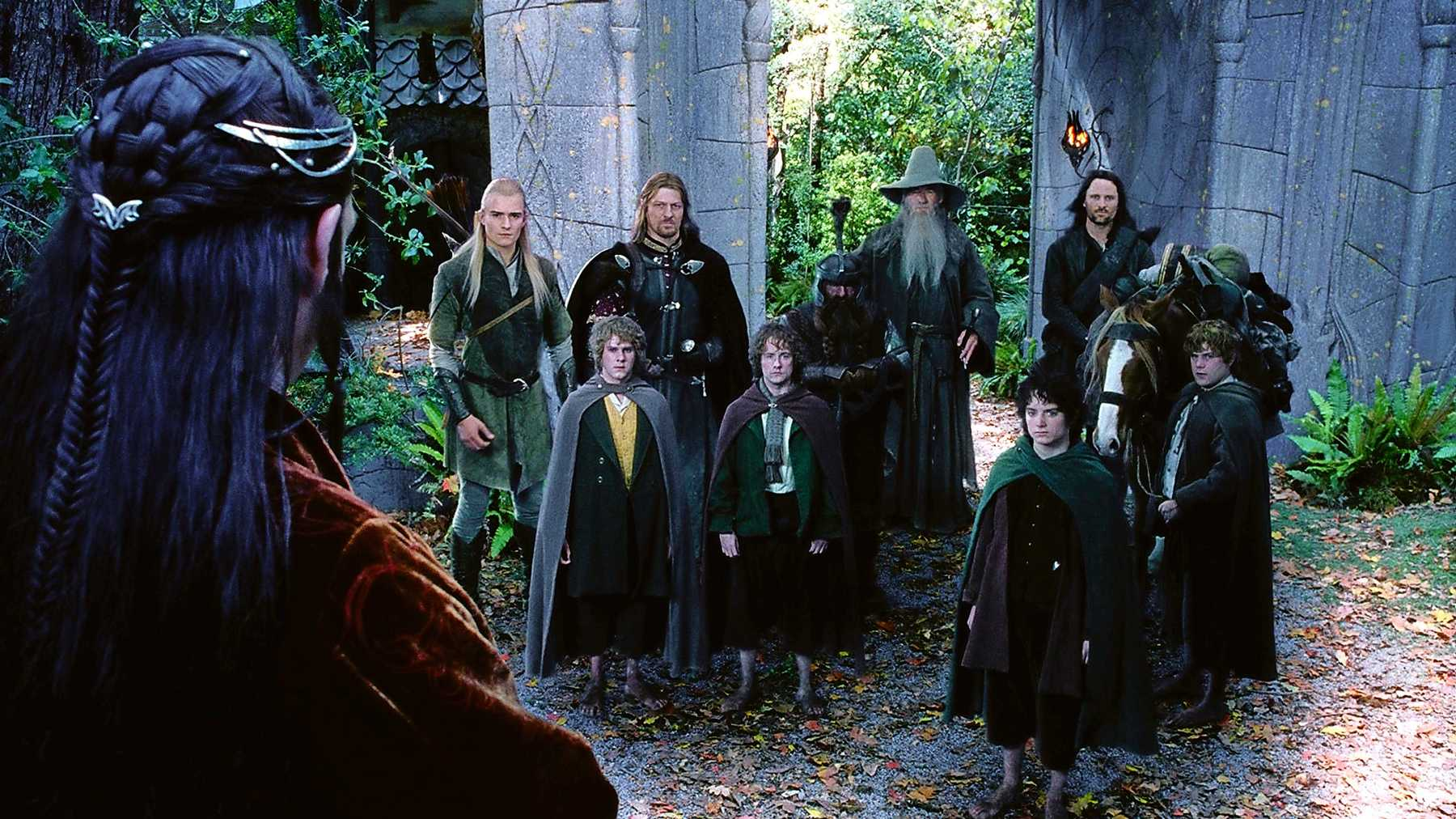 The Lord Of The Rings At 15 The Fellowship Interview Each