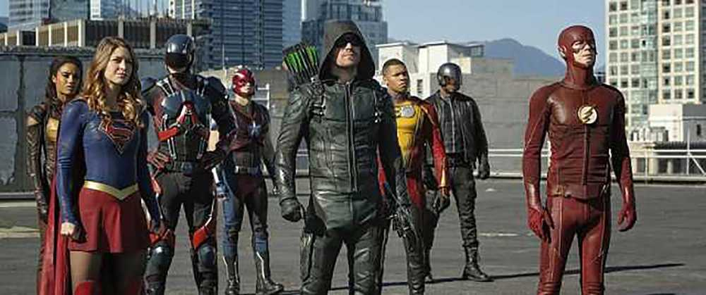 Review: The Flash, Supergirl, Arrow, Legends Of Tomorrow