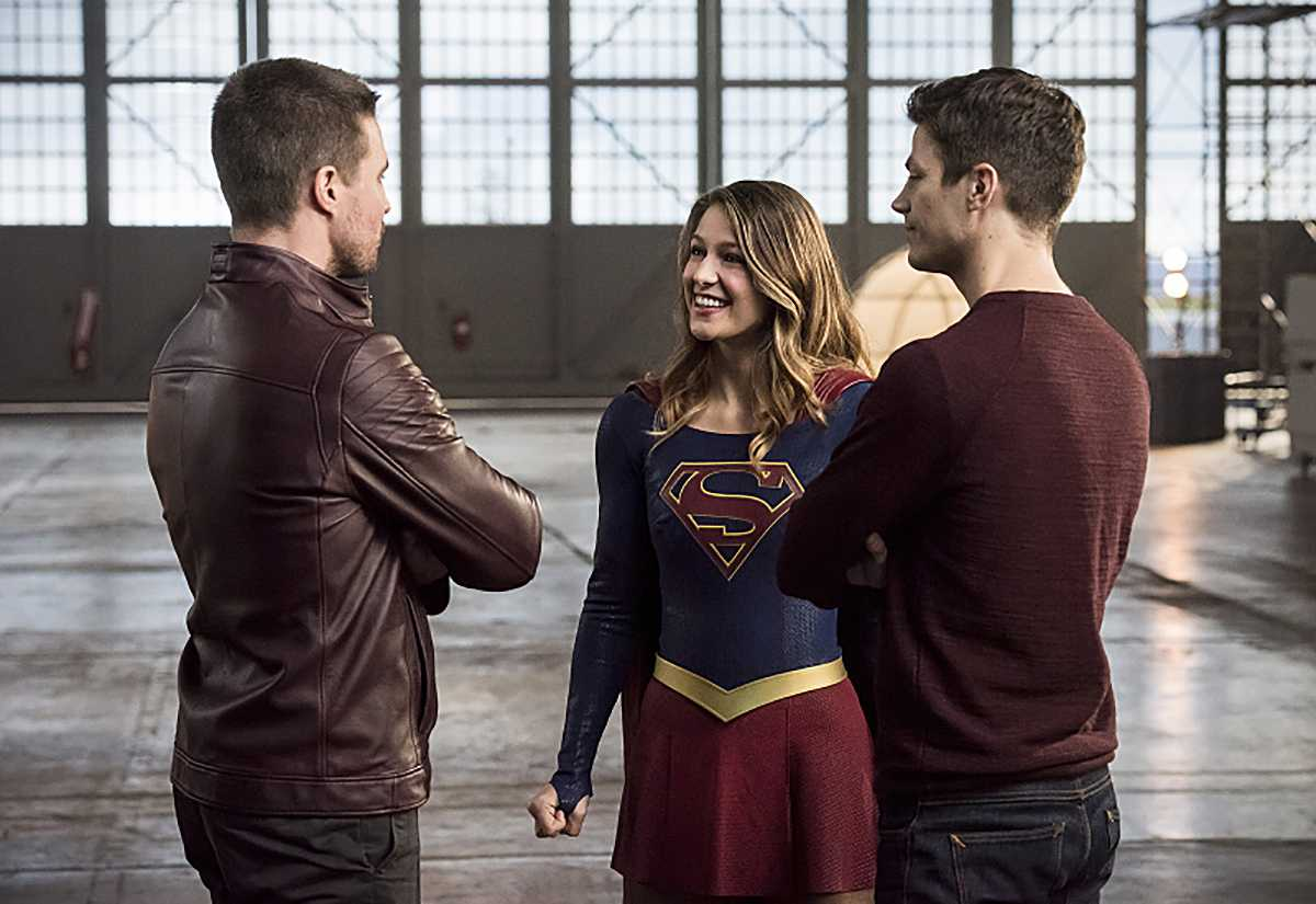 Review: The Flash, Supergirl, Arrow, Legends Of Tomorrow crossover