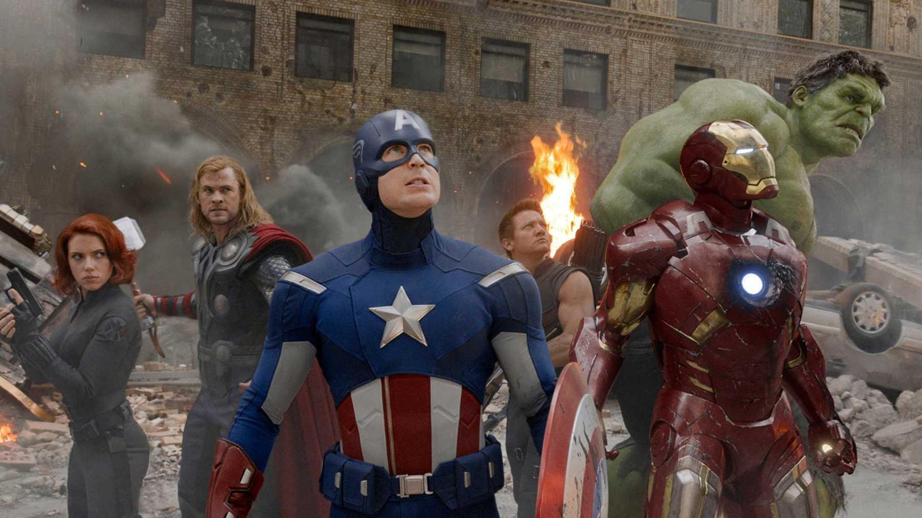 The 50 Greatest Marvel Cinematic Universe Moments | Movies