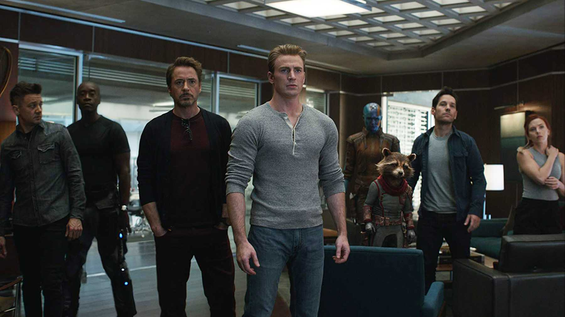 Avengers Endgame 26 Spoilers Explained By The Directors And Writers
