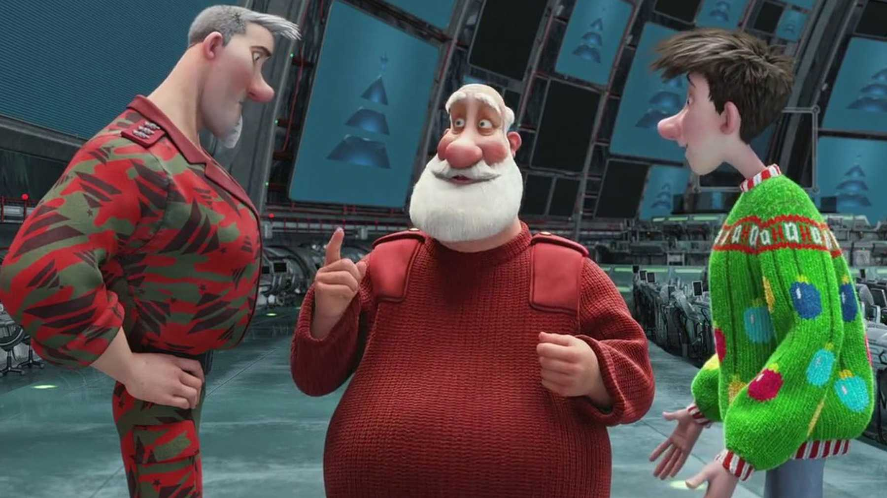 Arthur Christmas Review | Movie - Empire