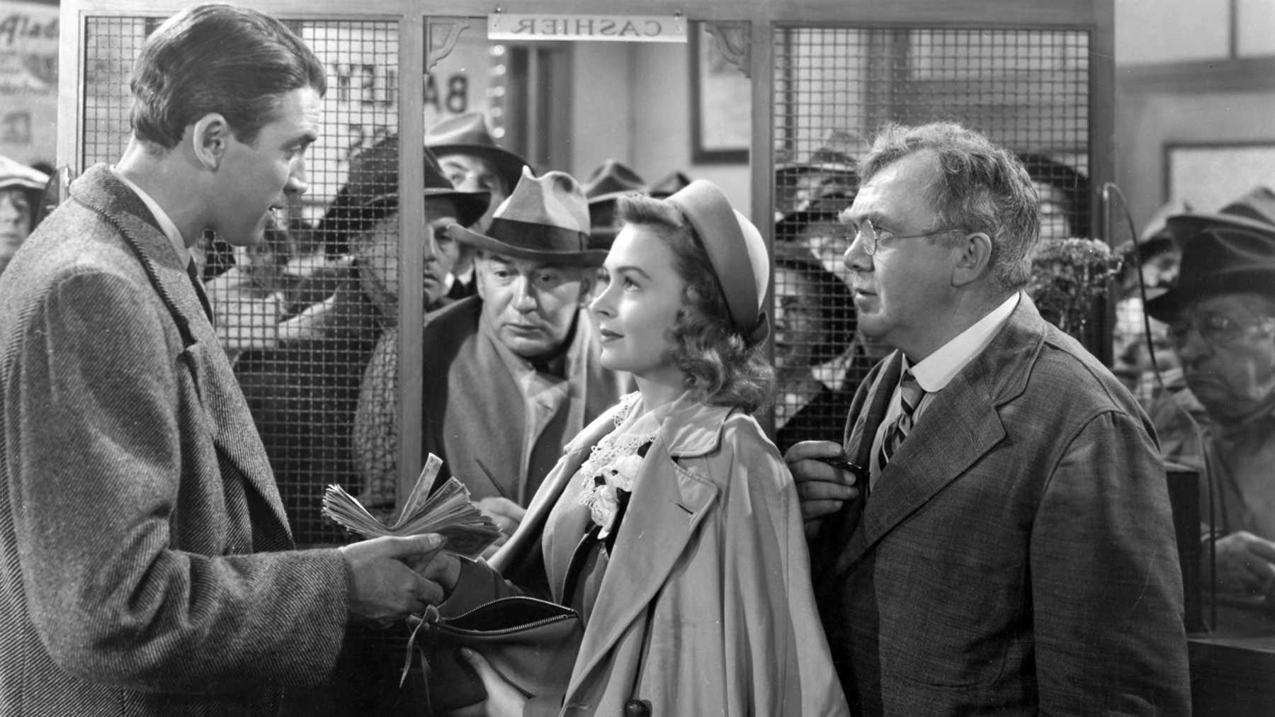 Image result for It's A Wonderful Life (1946)