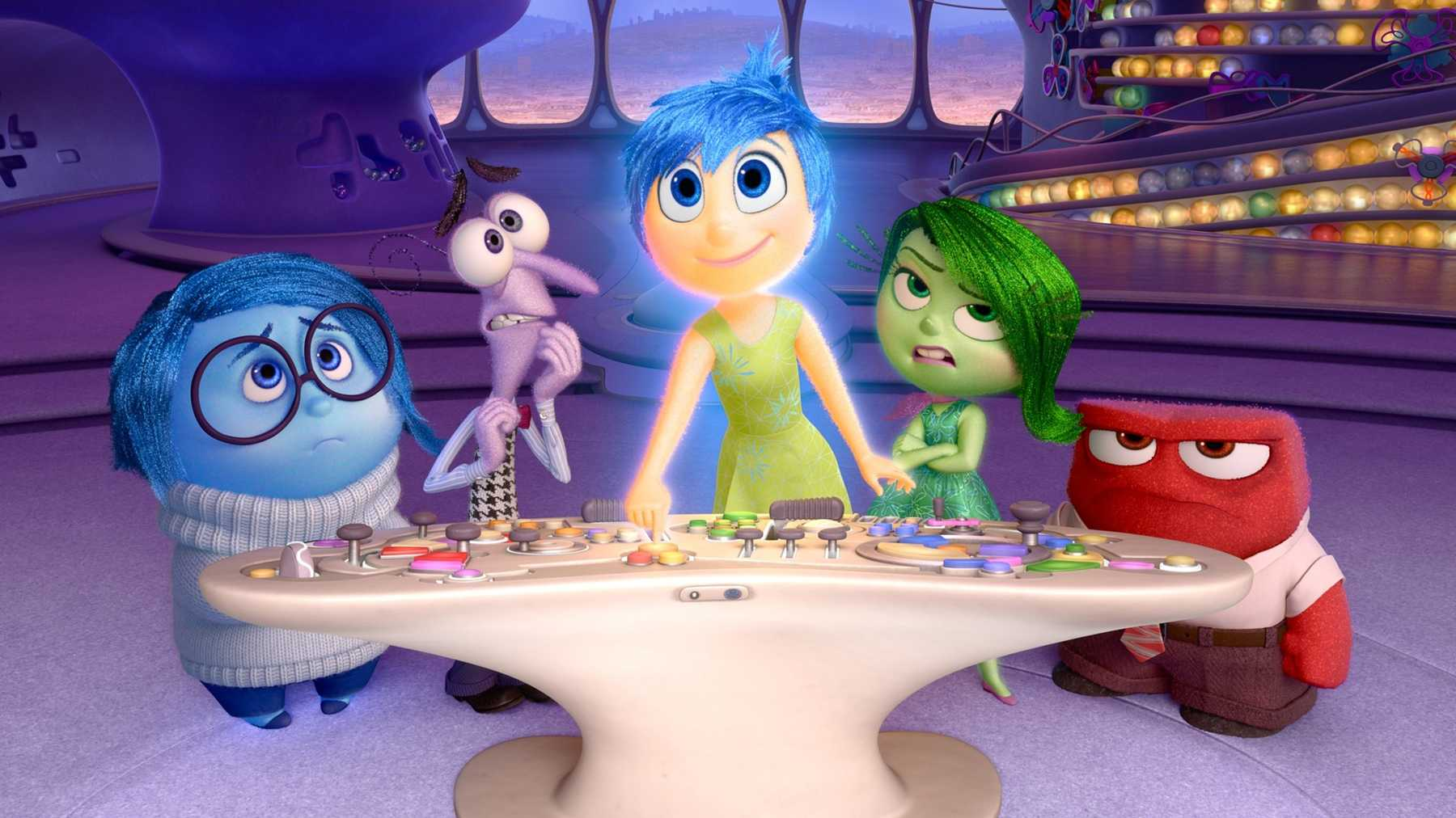 Inside Out Review | Movie - Empire