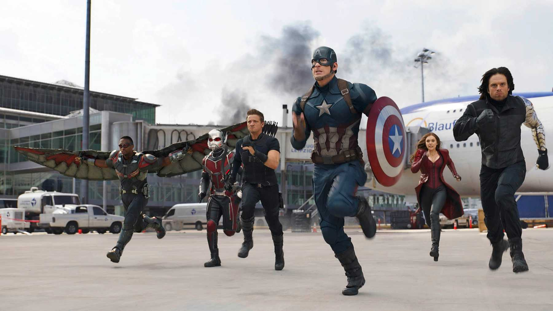 Captain America: Civil War Review | Movie - Empire