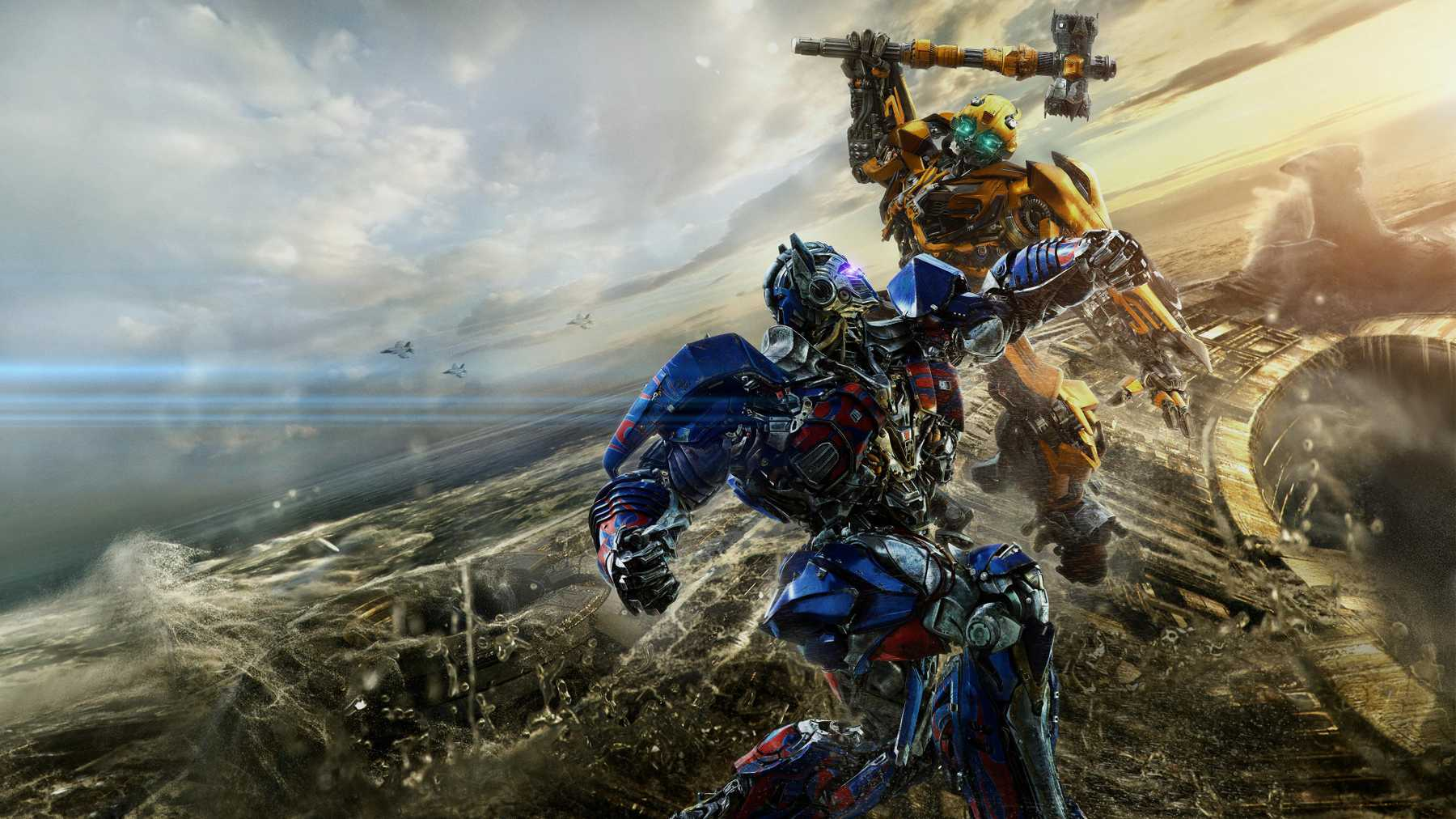 Transformers: The Last Knight Review | Movie - Empire