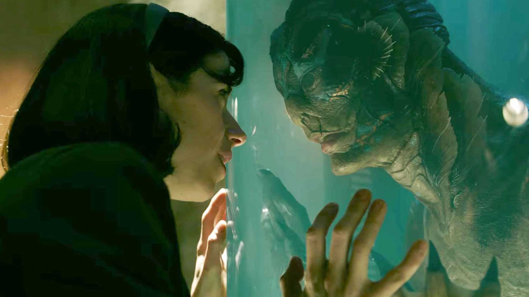 The Shape Of Water Review Movie Empire