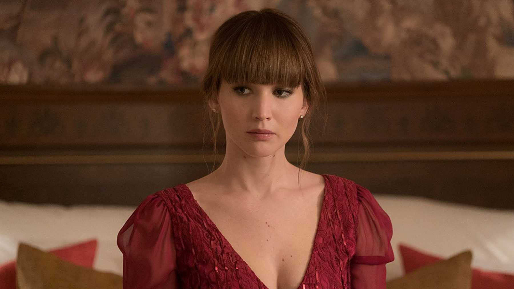 Red Sparrow Review | Movie - Empire