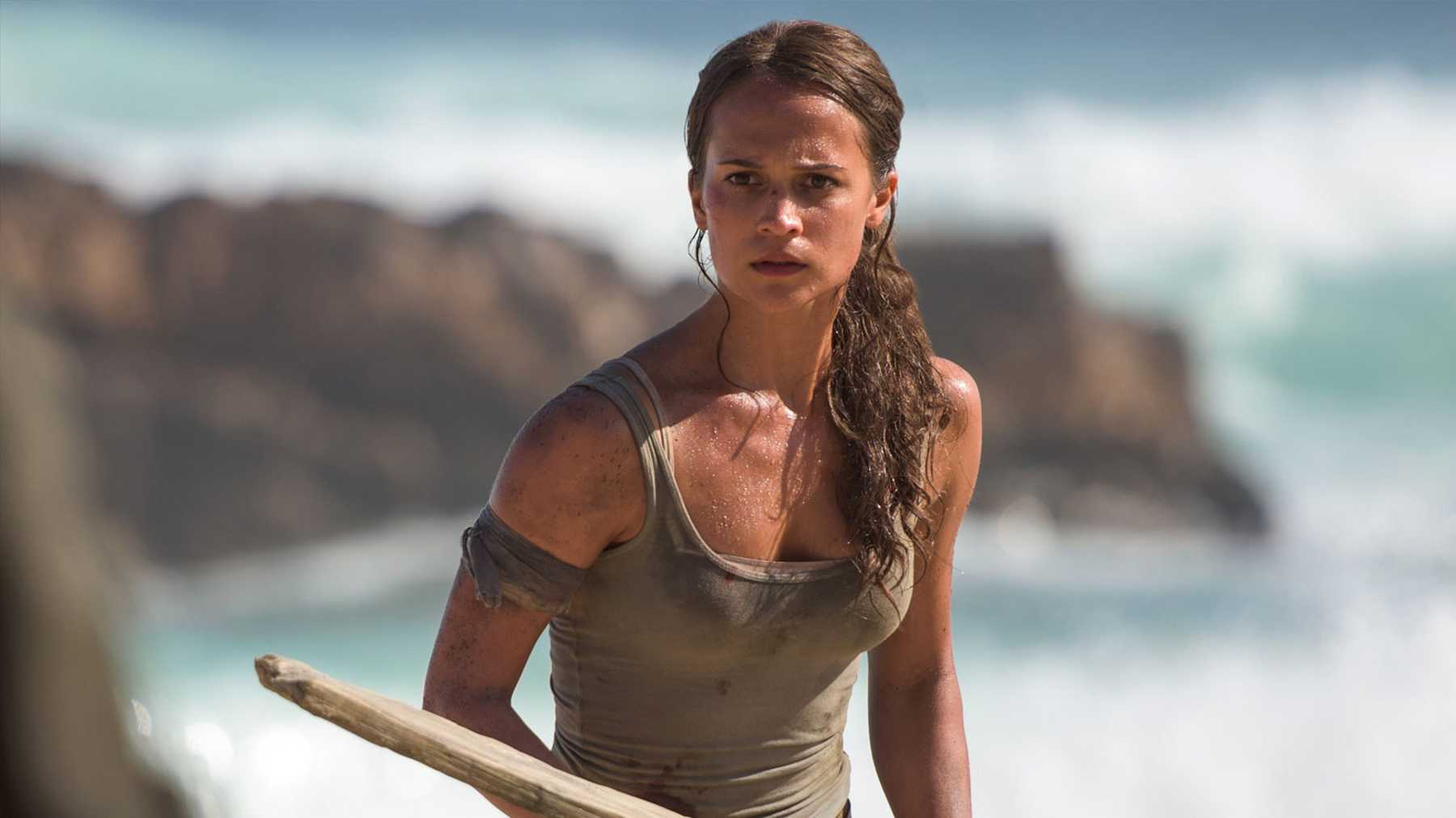 Tomb Raider Review | Movie - Empire