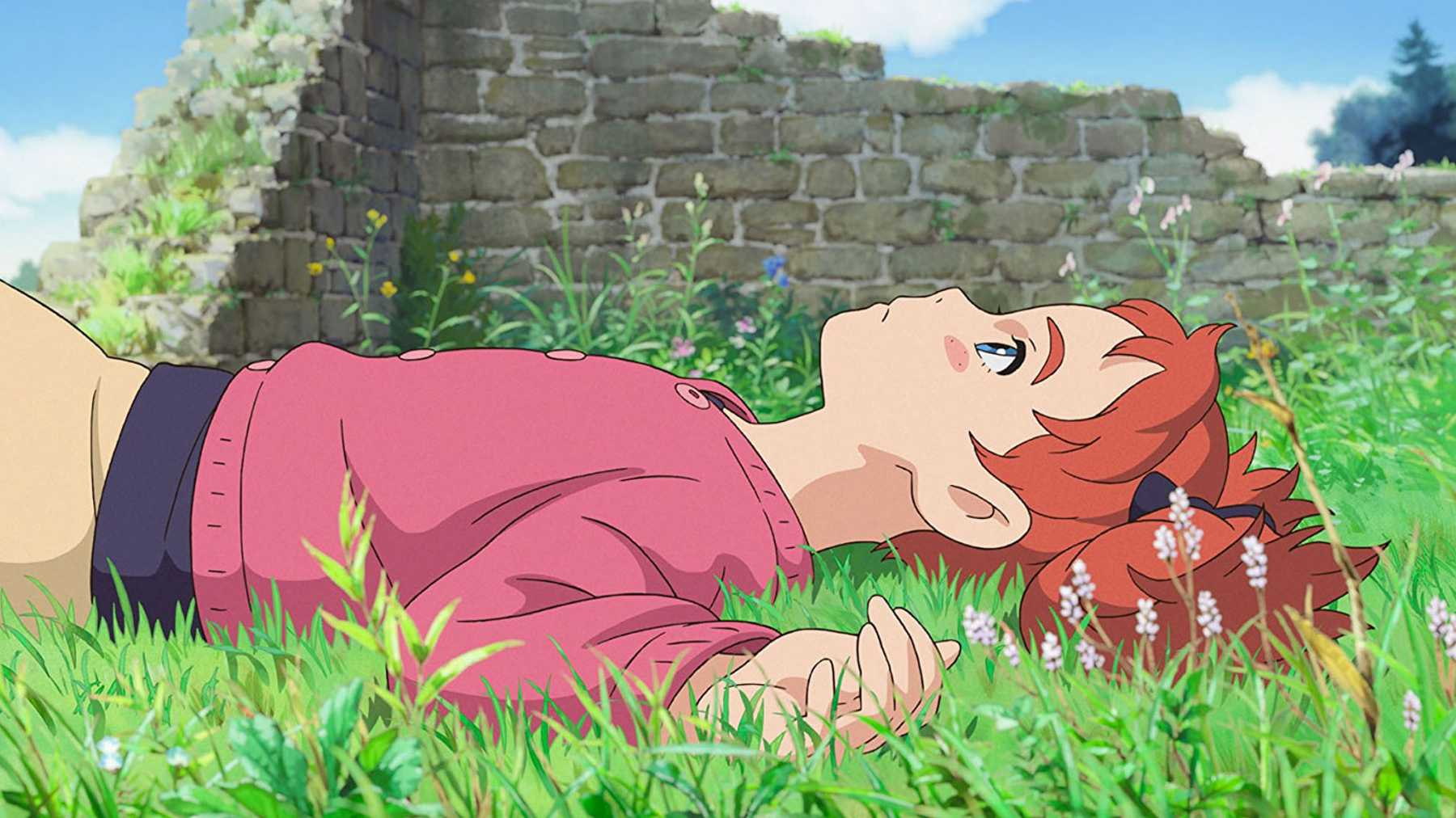 Mary And The Witch's Flower Review   Movie - Empire