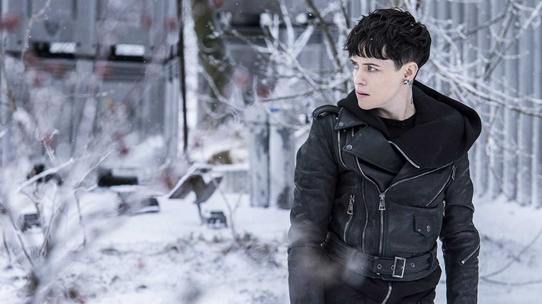 The Girl in the Spider's Web Review | Movie - Empire