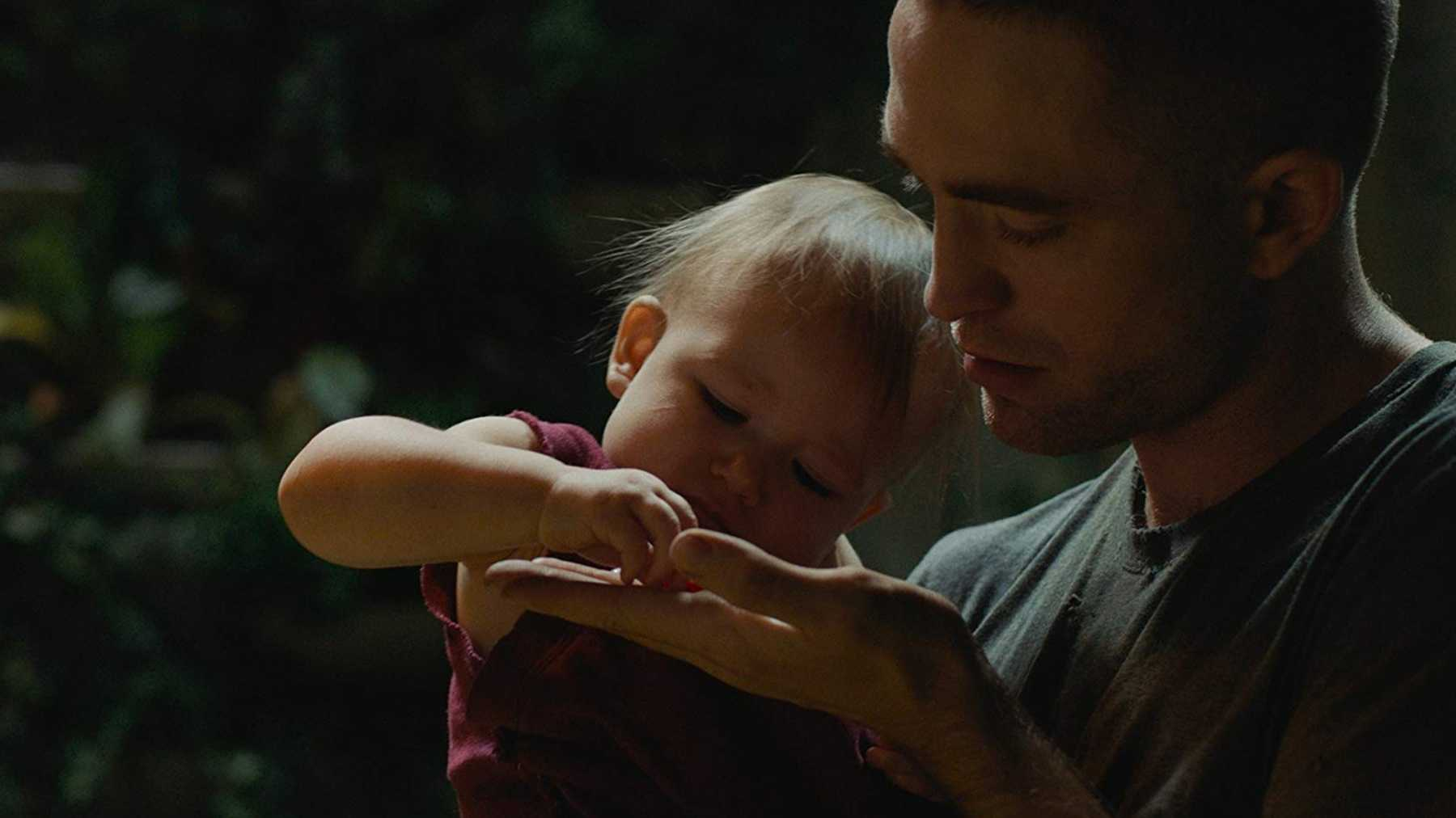 Robert Pattinson en 'High Life'. Crédito: A24