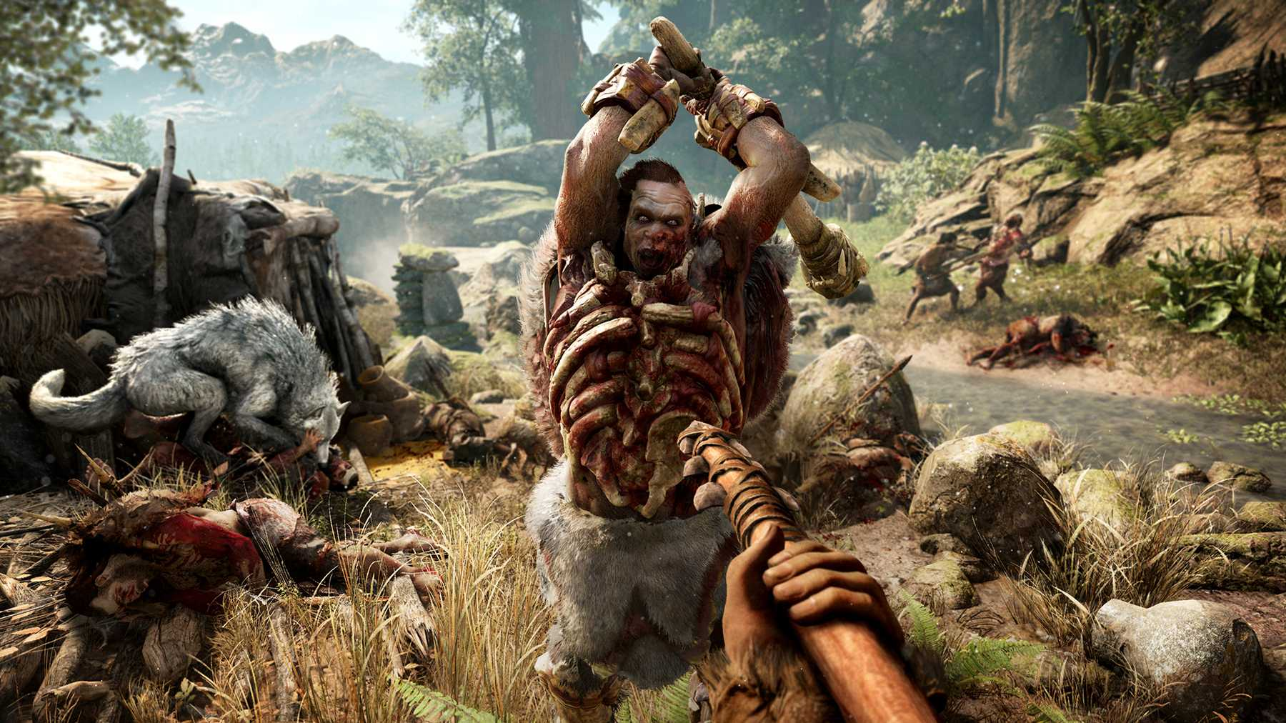 Far Cry Primal Game Review Gaming Empire