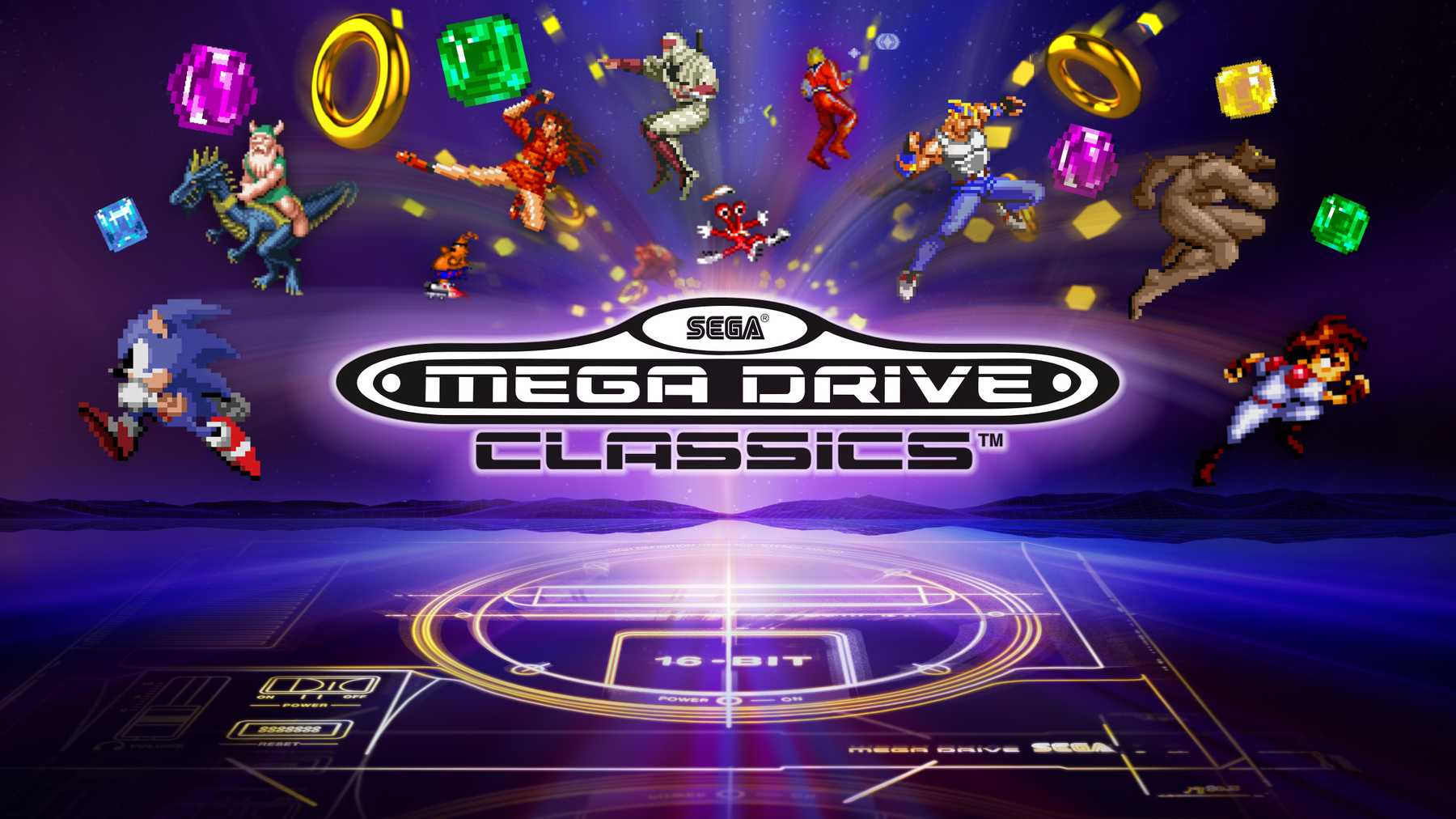 Sega Mega Drive Classics Game Review | Gaming - Empire