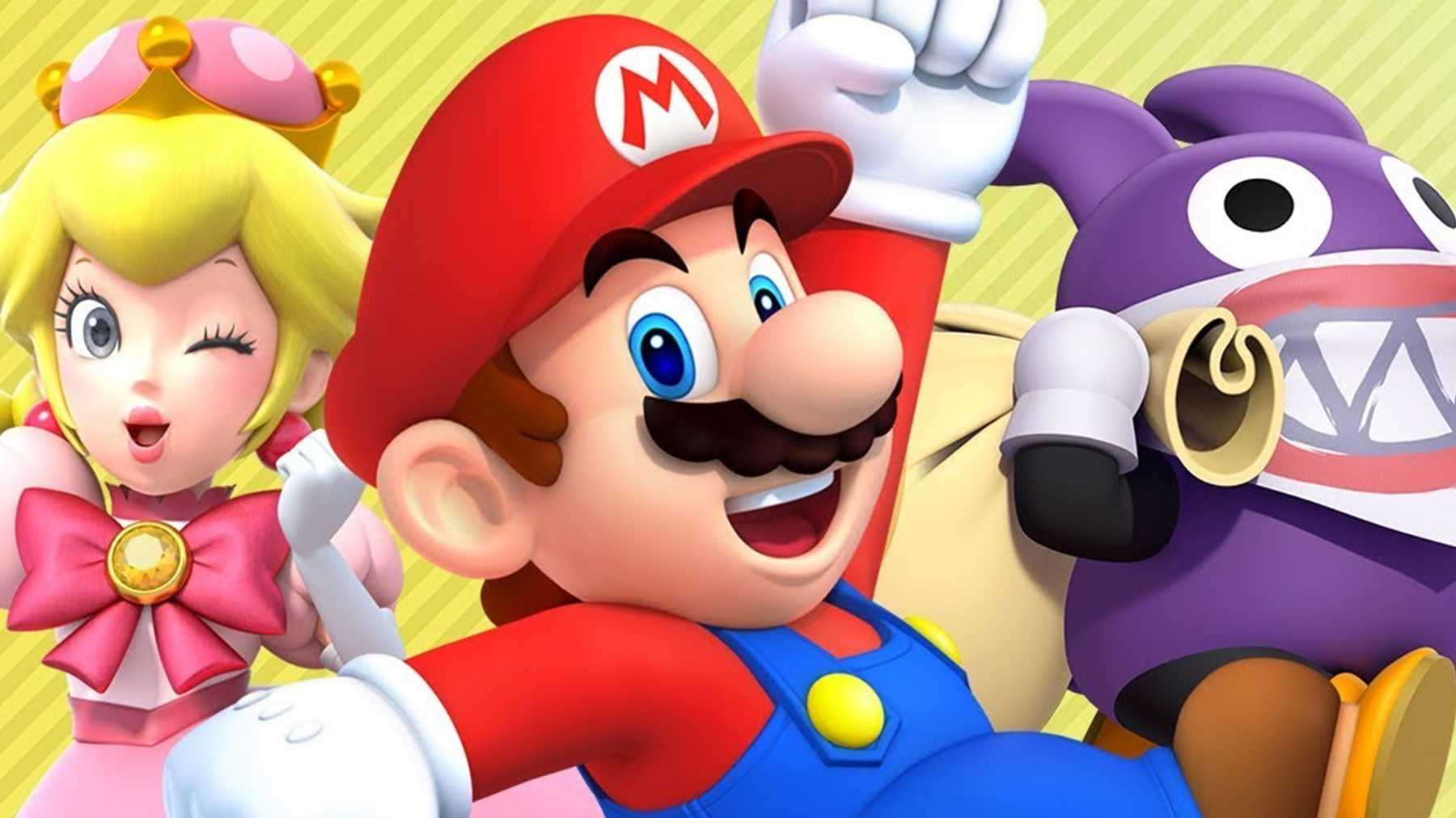 New Super Mario Bros U Deluxe Edition Game Review Gaming Empire