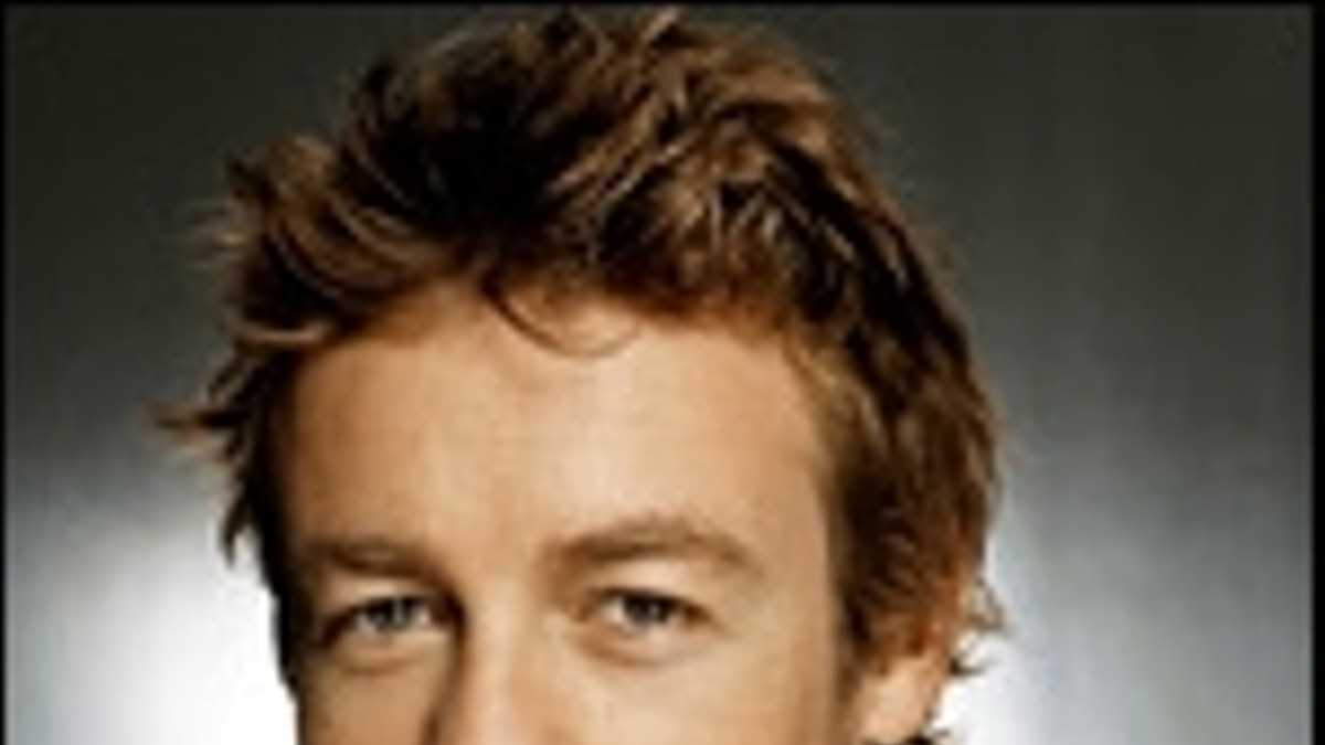 Simon Baker News & Biography - Empire