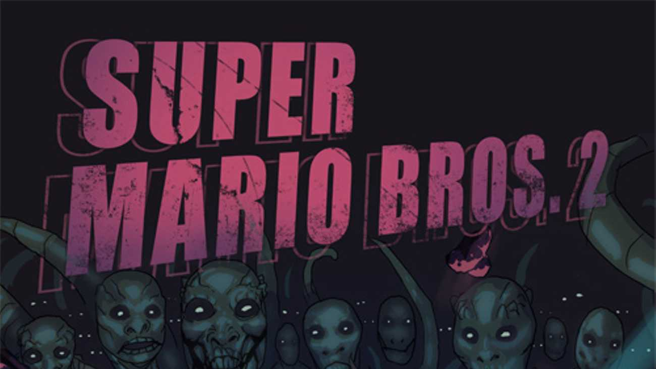 super mario bros 2 logo