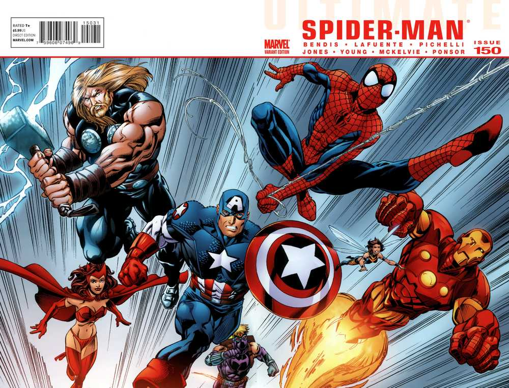 A Brief Comic-Book History Of Spider-Man And The Avengers | Movies | Empire